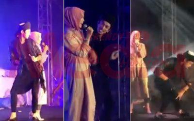 [VIDEO] Apabila Nabila Razali & Iqram Dinzly Kongi Pentas Demi Pematah Hati!
