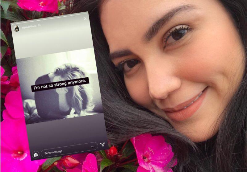 'Saya Dah Tak Kuat Lagi' – Elyana Terus Terang Di Instagram