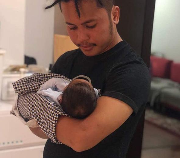 Amboi Sedapnya Nama Anak Hafiz Suip, Unik Tapi Penuh Makna!