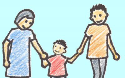 [Gambar] Kalau Tak Tersentuh Tengok Illustrasi Ini, Maknanya Korang Tak Faham Pengorbanan Ibu & Bapa