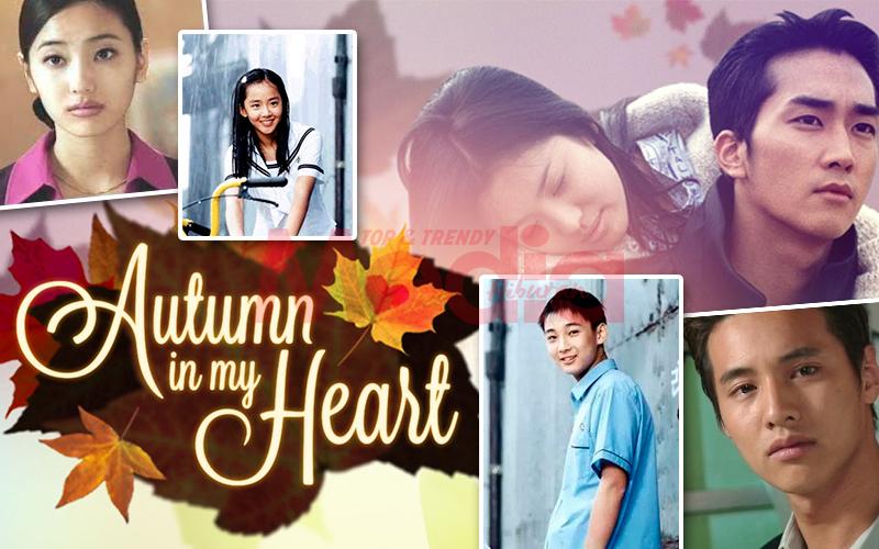Selepas 18 Tahun, Ini Wajah Terkini 6 Pelakon Utama Drama Autumn In My Heart!