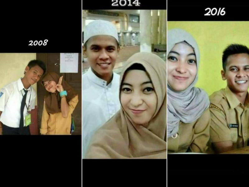 Perkongsian Timeline Pasangan Ini Buat Netizen Tersentuh! Bercinta 10 Tahun, Akhirnya…
