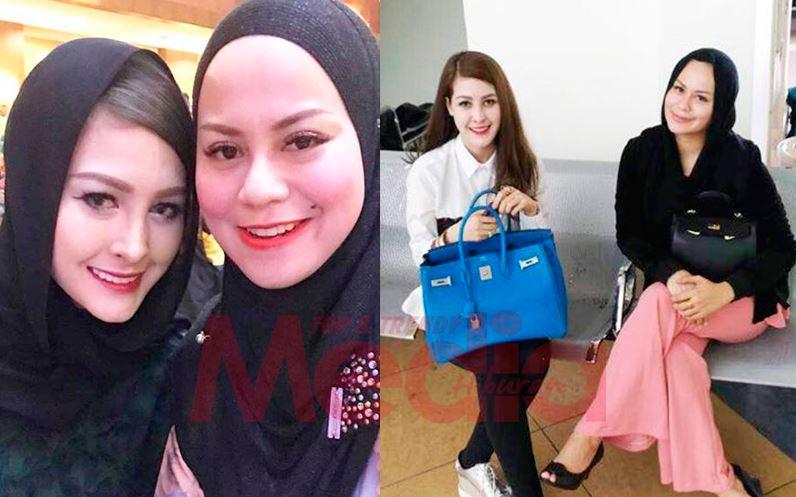#MHSpeku: Netizen Teka Rabecca Gaduh Dengan Eina Azman, Betul Ke?
