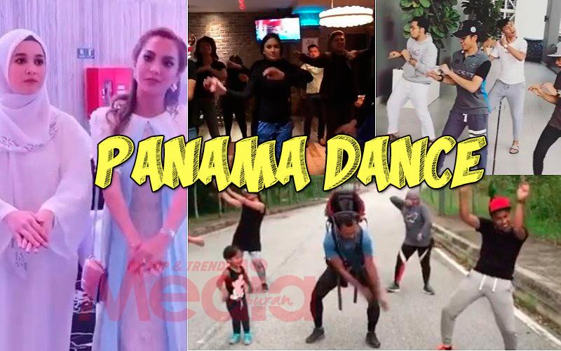 6 Video Artis Malaysia Sahut Cabaran Panama Dance!