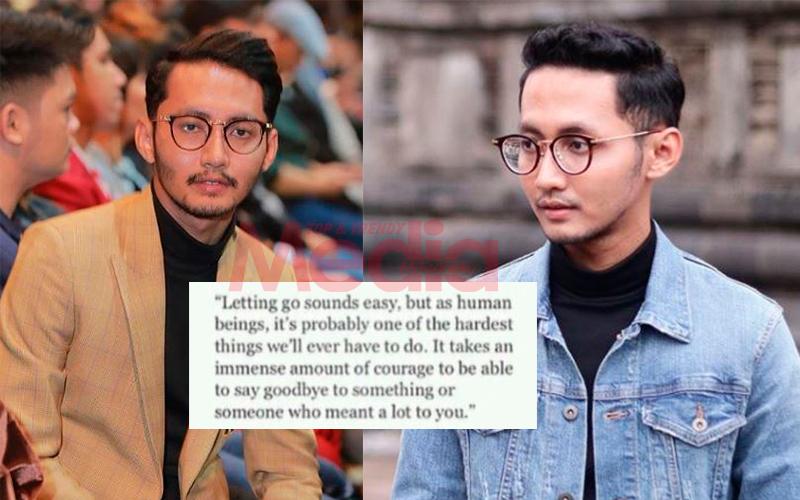 #MHSpeku: 'Letting Go Sounds Easy' – Luahan Hati Sufian Suhaimi, Tapi Tujukan Pada Siapa?