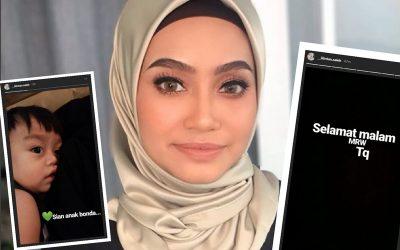 'Jagalah Dia Sebaik Habis …' – Intan Liyana Buat Pengikut Instagram Sebak Tengah Malam Tadi
