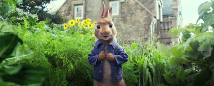 Aksi Licik Peter Rabbit Mencuit Hati!
