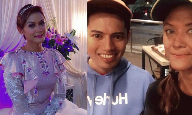 Sudah Edar Jemputan, Nita Hamzah Sah Kahwini Lelaki Lapan Tahun Lebih Muda 29 April Depan!