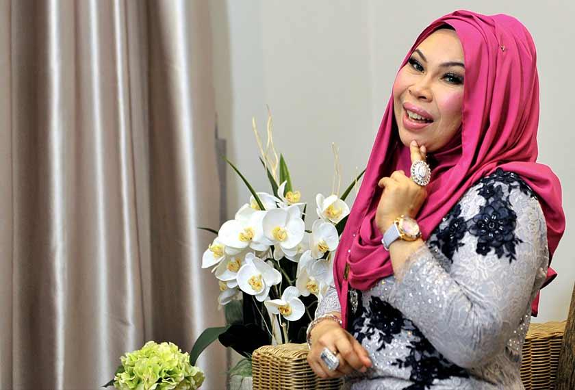 Datuk Seri Vida Terkejut Dikatakan Sudah Berkahwin Senyap-senyap!