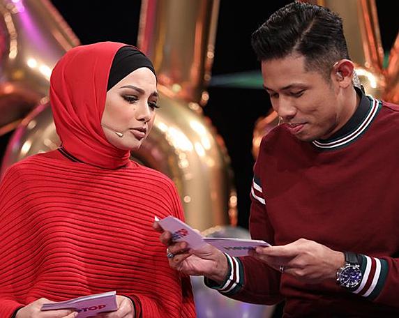 Tak Jatuh Hati Dengan Wanita Secantik Neelofa, Ini Penjelasan 'Win' Nabil Ahmad