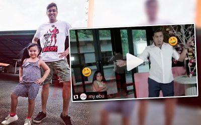 [VIDEO] Gila Comel Tengok Azad Jazmin Battle Menari Dengan Amarra! Pecah Perut Dibuatnya!