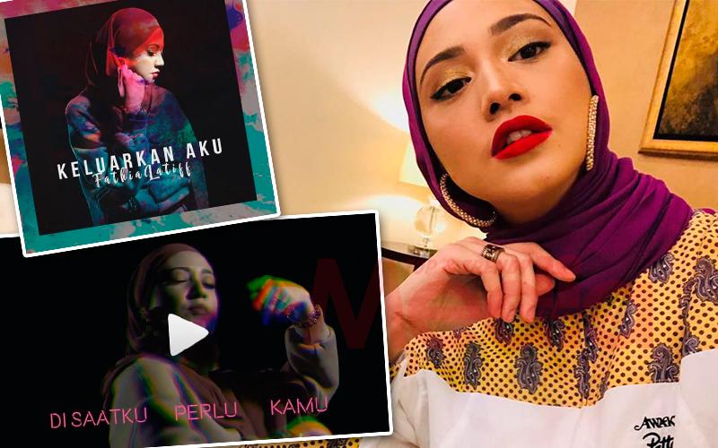 [VIDEO] Selepas Dipuji Menyanyi, Fathia Latiff Tunjuk Skill Rapping Pula, Terbaik!