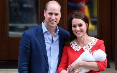 Its A Boy! Putera William Dan Kate Middleton Timang Anak Ketiga