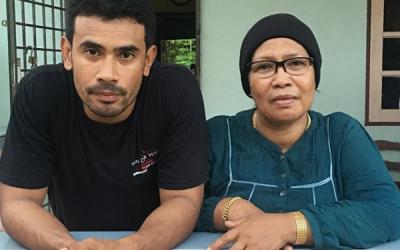 Ibu Remy Ishak Alami Masalah Tiroid, Jantung Bengkak
