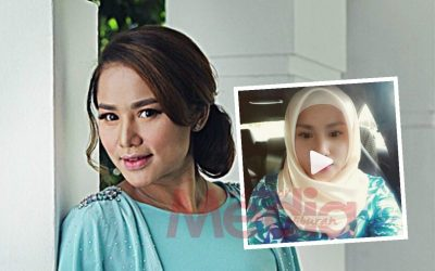 [VIDEO] 'Mahkamah Tolak Tuntutan Azmi Hatta Untuk Penjarakan Kakak Lina' – Elly Mazlein Lahir Rasa Syukur!