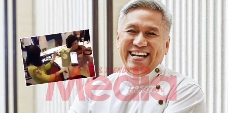 'She's A Lady With Her Own Class' – Chef Wan Kongsi Video Tun Dr Siti Hasmah Main Violin Dapat Pujian Netizen