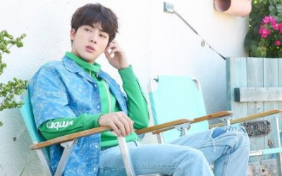 Mr 'Worldwide Handsome' BTS Jin diiktiraf Sebagai Lelaki Paling Kacak Di Asia, Ini Buktinya!