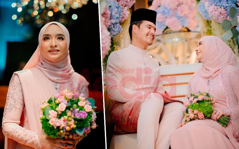 [GAMBAR] Sekitar Majlis Pertunangan Anak Ziela Jalil