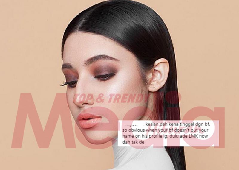 Dikata Padam Gambar dan Unfollow 'Boyfriend' Di Ig, Netizen Speku Ameera Khan Sudah Pun Putus Cinta?