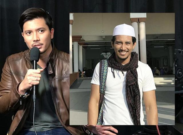 Fattah Amin Doakan Yang Terbaik Terhadap Perkembangan Kesihatan Rakan Hero Remaja Fendy Bakry