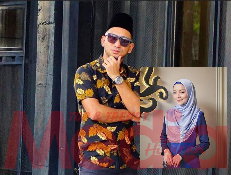 Peminat 'Kantoikan' Wallpaper Handphone Milik Zizan Razak, Guna Gambar Mira Filzah?