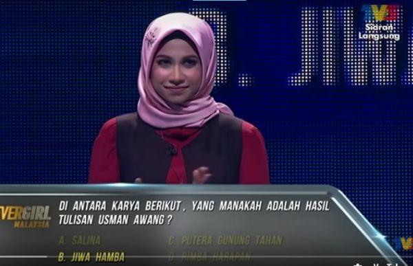 Didakwa Dapat Soalan Bocor, Peserta Clever Girl Tampil Beri Penjelasan