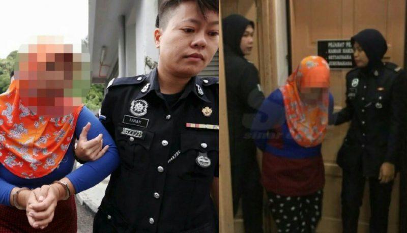 Ibu Sanggup Lacurkan Anak Demi RM50, Dipenjara 75 Tahun