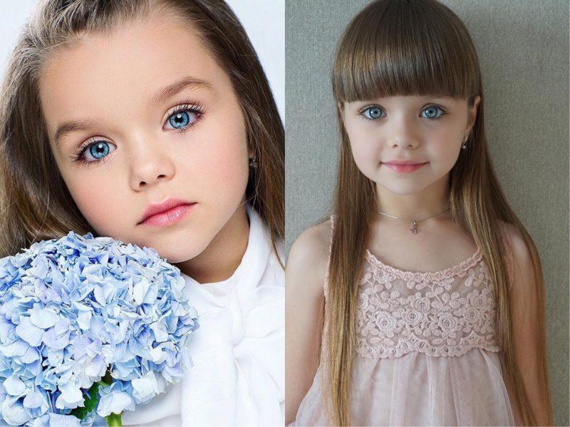 Anastasia Knyazeva, Kanak-kanak Paling Cantik Di Dunia!