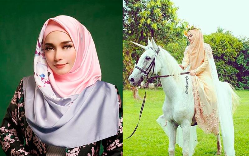 Konsep Produk Ala-ala Fairytale Tahyul Dan Fantasi, Joy Revfa Tak Kisah Apa Orang Nak Kata