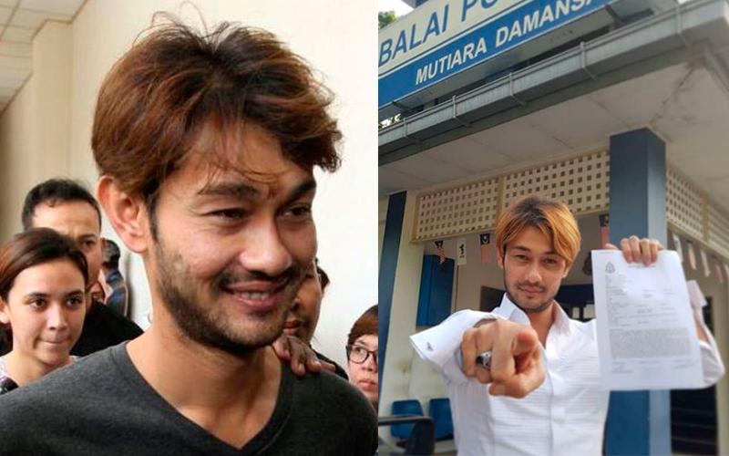 Rentetan Laporan Polis, Farid Kamil Mengadu 3 Rakan Artis Masukkan Dadah Dalam Minumannya?