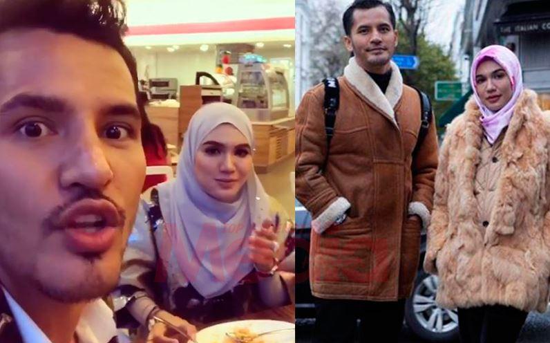 [VIDEO] Aliff Syukri Kata Meski Ramai Yang Mahu Dekati, Tapi Dia Hanya Boleh Ngam Dengan Shahida Saja