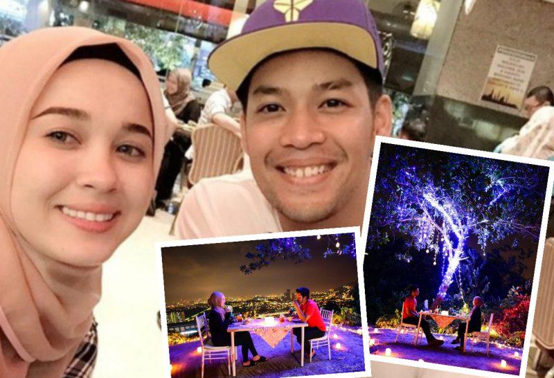 'Sweetnya Cepatlah Kahwin' – Peminat Teruja Tengok Kamal Adli Buat Kejutan Hari Jadi Untuk Emma Maembong