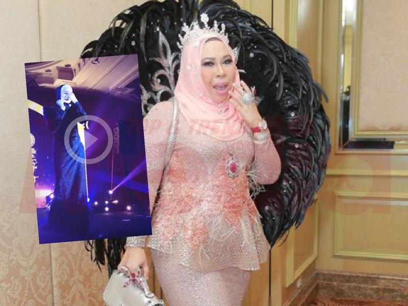 'Saya Kagum Dengan Ziana, Dia Masih Mampu Teruskan Kerjaya' – DSV