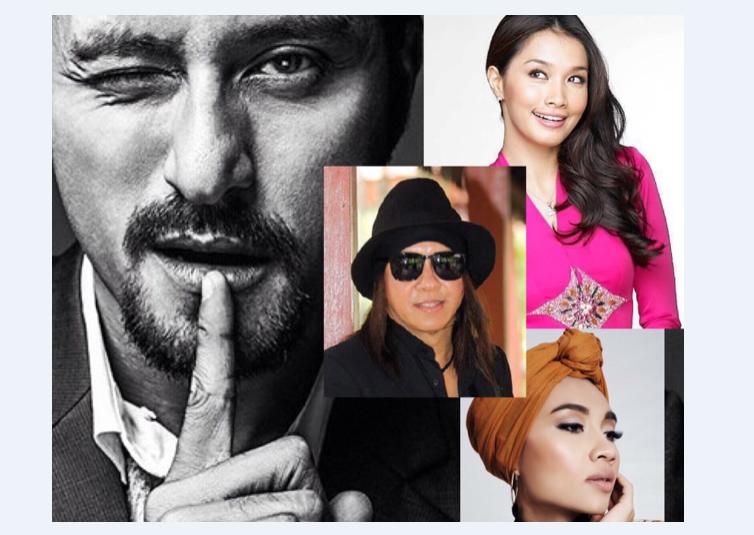 [GAMBAR] Wow…12 Selebriti Hebat Ini Rupanya Anak Jati Kedah. Hebat Semuanya!