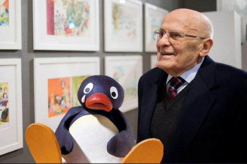 Tiada Lagi Noot Nooot Pencipta Kartun Pingu Meninggal Dunia