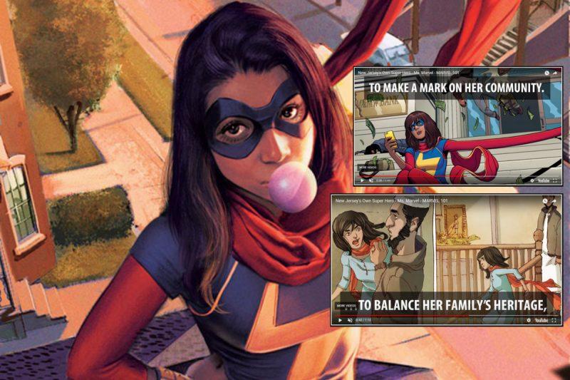 Korang Tahu Tak, Sebenarnya Marvel Ada Cipta Watak Superhero Muslimah? Ini Dia Kamala Khan!