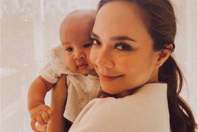 [GAMBAR] 'This Person Called My Son Shrek!' Nora Danish Dedah Wajah Individu Hina Baby NeyNey!