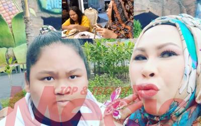 """Win Cik B,"" – Netizen Terhibur Tengok Reaksi Cik B Bila Makan Kari Dengan Gula!"