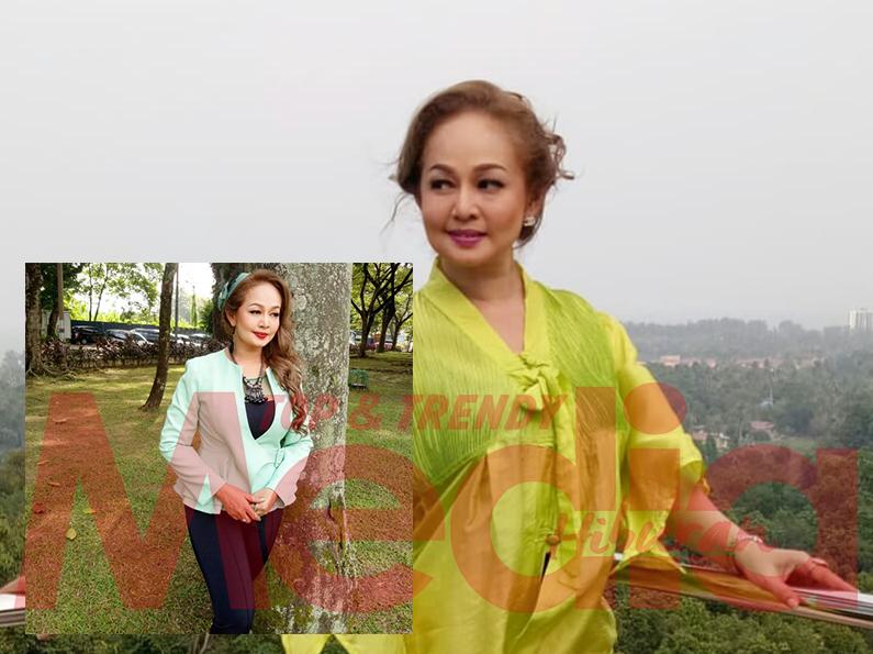 "[GAMBAR] ""Cantiknya Sis Walaupun Dah Berusia,"" – Netizen Puji Jasmin Hamid Kekal Cantik"