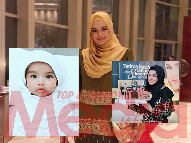 """""""Kalau Sampai Tahap Melampau Memang Akan Sekat Akaun,""""- Respon DS Siti Nurhaliza Buat 'Si Biadap'"""