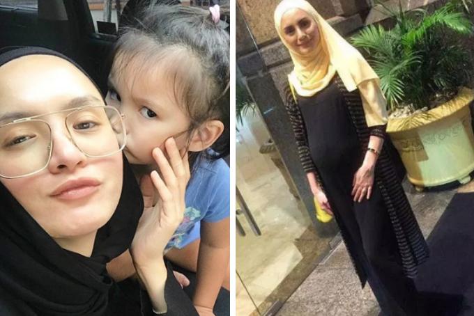 Hanez Suraya Akhirnya Buka Rahsia Pernah Alami Kebimbangan Melampau Selepas Lahir Anak Pertama