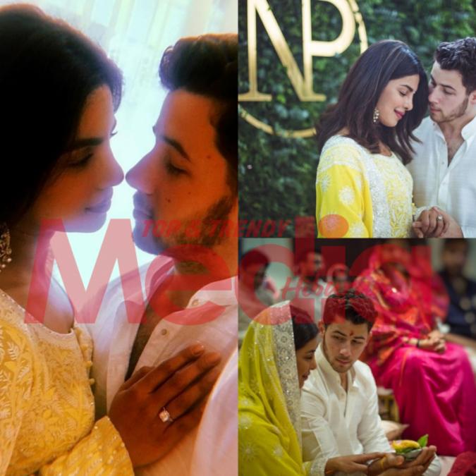 [Gambar] Nick Jonas Kongsi Gambar Pertunangan Dengan Priyanka Chopra, Romantik Habis!