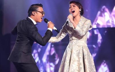Hael Husaini Minta Maaf, Persembahan Duet Di Big Stage Tak Berapa Menyengat!