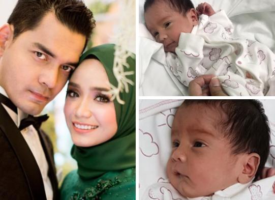 [GAMBAR] Tahniah, Ummi Nazeera Rupa-Rupanya Telah Selamat Lahirkan Bayi Perempuan Rabu Lalu!