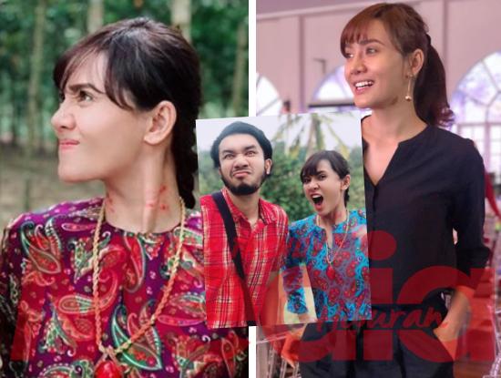 """Itu Bukan Love Bite!,"" Siti Elizad Jawab Isu Tanda Merah Di Leher"