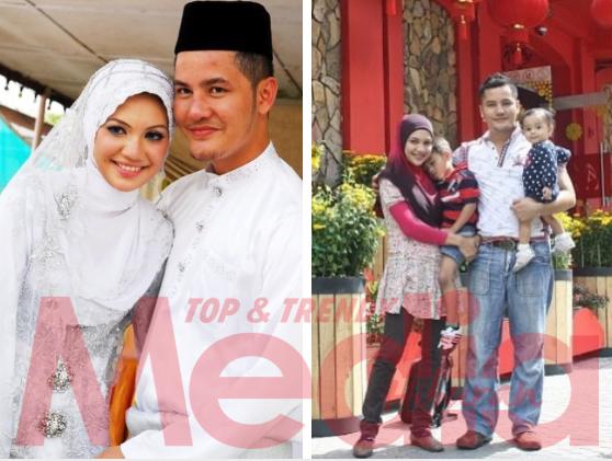 Throwback Gambar Anniversary Perkahwinan, DS Shahida Doa Keluarga Terpelihara Iman
