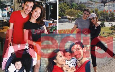 [GAMBAR] Percutian Ramona Zamzam Di Istanbul Bersama Famili, Memang Happening!