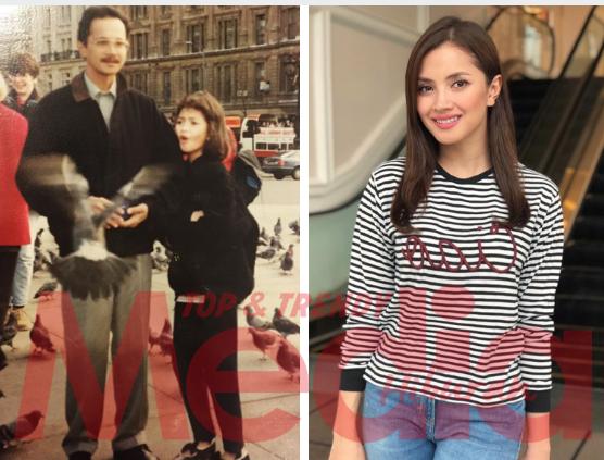 Muat Naik Gambar Dengan Arwah Bapa, Kapsyen Nur Fazura Buat Hati Netizen Tersentuh