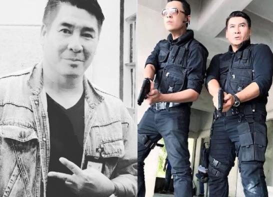Pelakon Detektif Wong Dalam Gerak Khas Ruzzlan Abdullah Dilapor